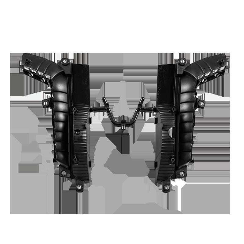 Tazón reflector de faros